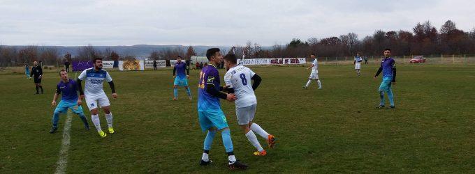 AS Colibași – Unirea Bascov 2-7