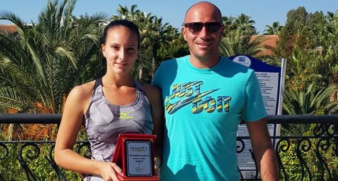 Nicoleta Dascălu a câștigat turneul ITF din Antalya