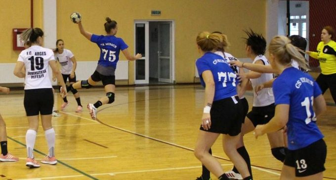 Handbal feminin: Meciuri în deplasare pentru divizionarele A din județ