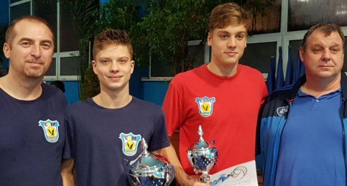 Patru recorduri naționale și 24 de medalii pentru CSM Pitești