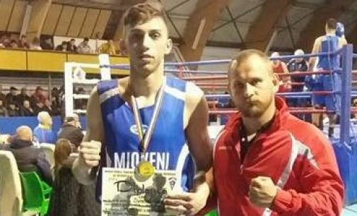 Mioveniul are un campion național la box