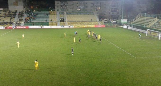 Gaz Metan Mediaş s-a calificat în sferturile Cupei României, după ce a învins cu 1-0 CS Mioveni