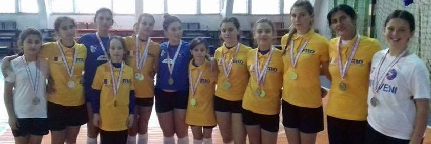 CS Dacia Mioveni, campioană națională la oină