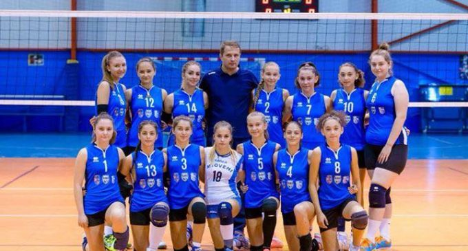 CS Dacia Mioveni are 3 sportive convocate la lotul național de speranțe