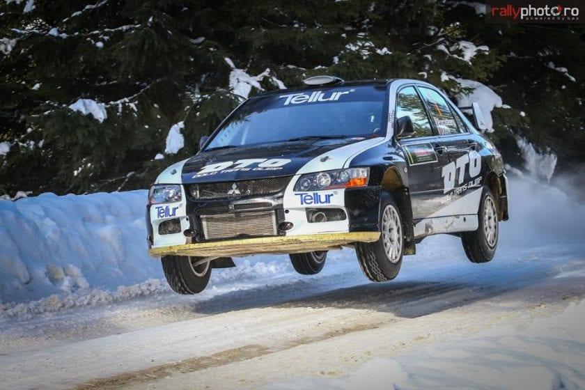 Winter Rally  Covasna, prima competiţie automobilistică internă din 2020