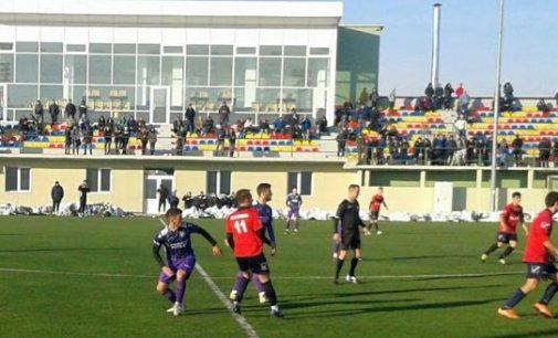FC Argeș – FC Aninoasa 1-1