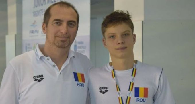 Laurențiu Haiducu, un nou sportiv de top propus de CSM Pitești