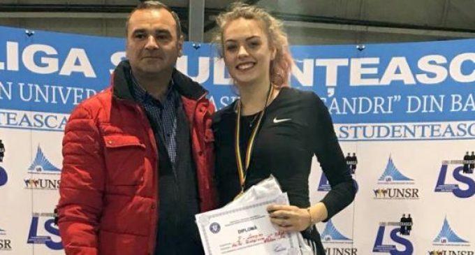 CSU Pitești, încă două medalii la naționalele de atletism rezervate studenților