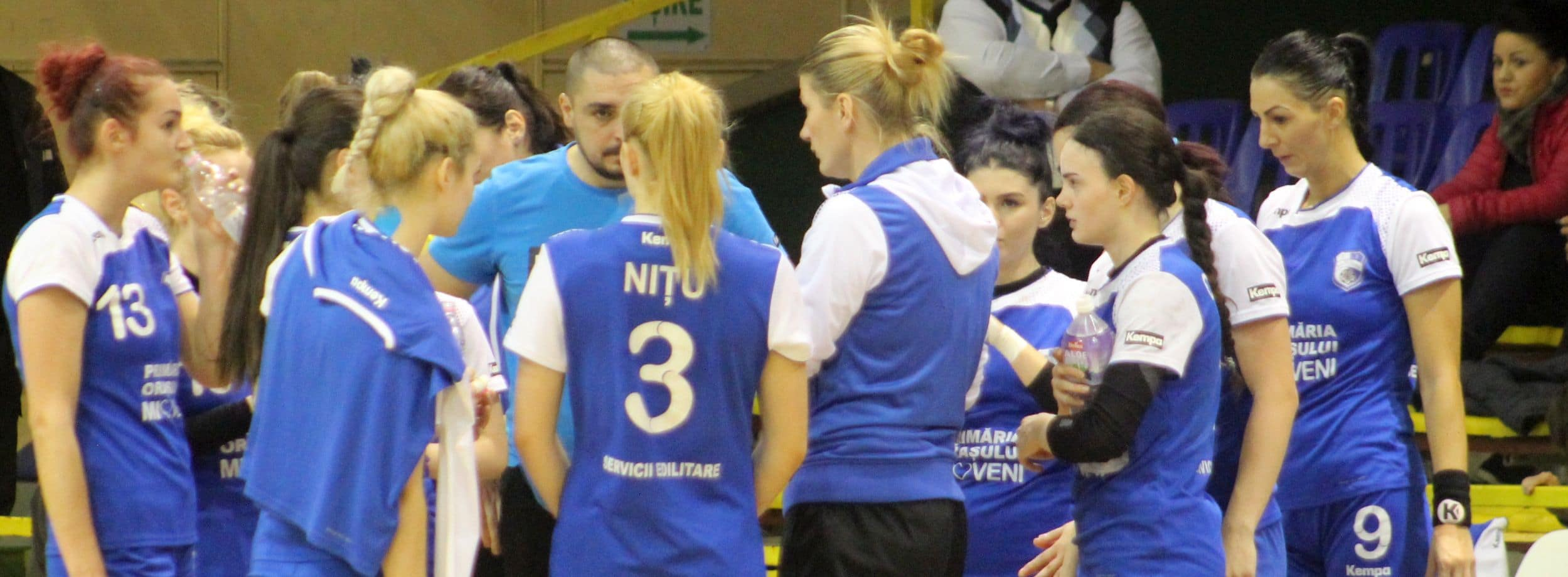 Carmen Amariei nu va mai antrena echipa CS Dacia Mioveni