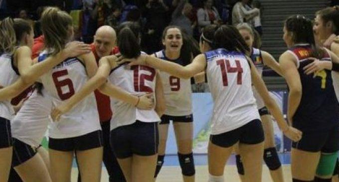 Adi Mihăilă și Denisa Ionescu vor fi prezenți cu echipa României la turneul final al CE din Bulgaria