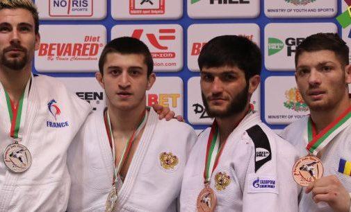 Marcel Cercea, bronz la Open-ul de judo desfășurat la Sofia