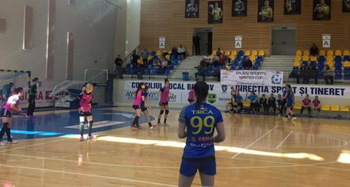 Handbal feminin: O victorie și un eșec pentru echipele argeșene în runda de ieri