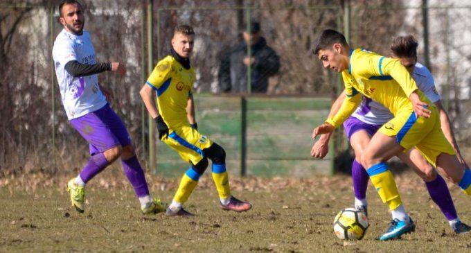 Egal alb în FC Argeș – Petrolul
