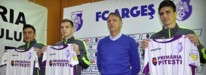 FC Argeș, meci dificil în Moldova