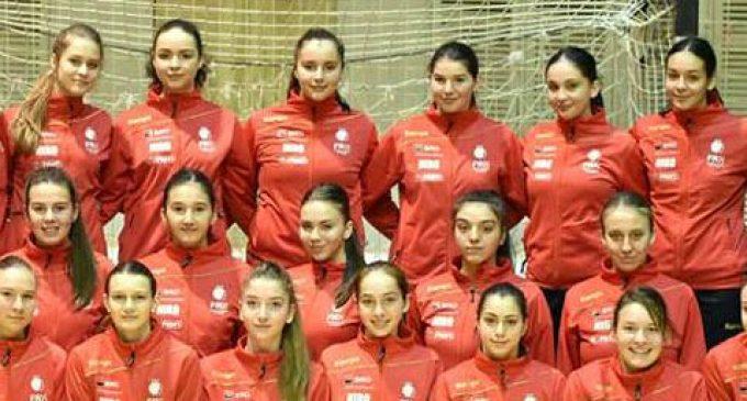 Handbal feminin: Bianca Voica, convocată la lotul național de cadete