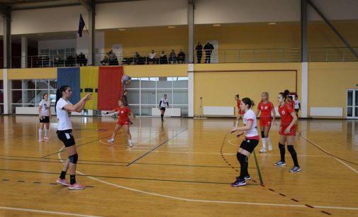 Handbal feminin: Etapa a 17-a din divizia A se dispută mâine