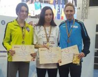 Bronz pentru Anamaria Ioniță la 60 mg, la naționalul indoor de atletism