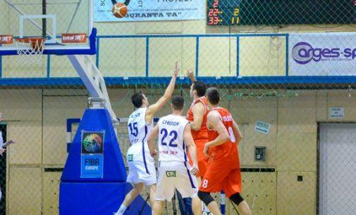 BCM U FC Argeș, victorie la scor cu  Dinamo, în liga națională de baschet masculin