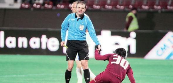 Doi argeșeni vor face parte din brigada de arbitraj pentru meciul Hermanstadt – FCSB