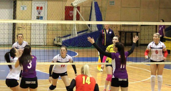 Volei feminin: FC Argeș joacă astăzi ultimul meci acasă din sezonul regulat