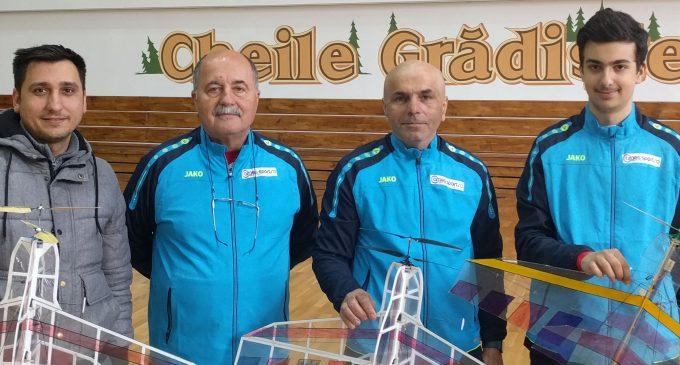 CSU Pitești, prestație remarcabilă la naționalul de aeromodele radiocomandate