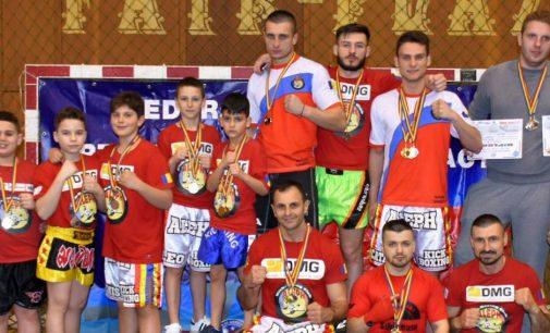 Aleph Kick-Boxing Club, competiție reușită la Brăila