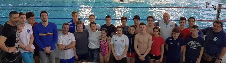 Înot: CSM Pitești, rezultate foarte bune la naționalul de la Bacău