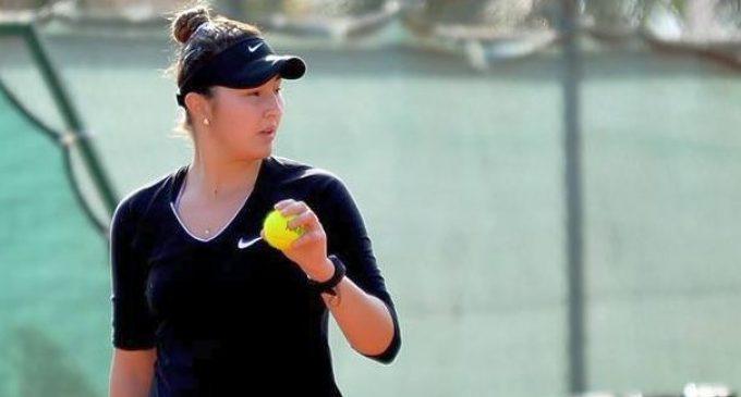 Ilona Ghioroaie, a doua finală consecutivă în Antalya