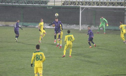 CS Mioveni- Poli Timișoara 1-1