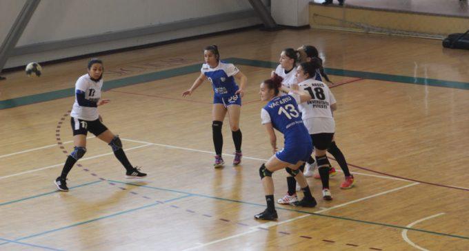 Orgolii exacerbate în derby-ul Argeșului la handbal feminin