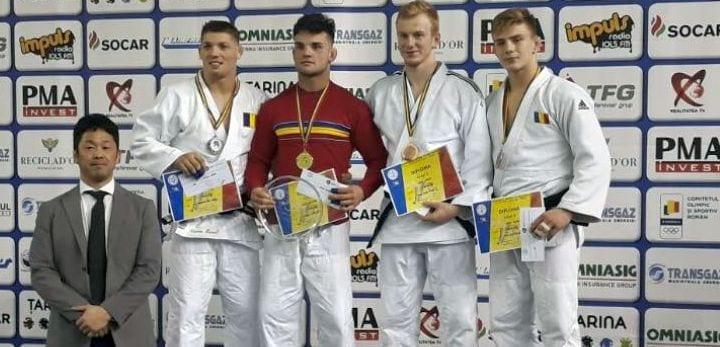 CSM Pitești/FC Argeș, 6 medalii la campionatul de judo pentru seniori