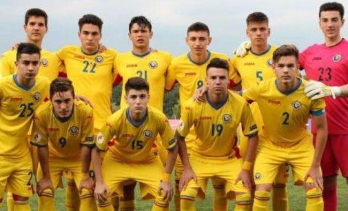 Rareș Lazăr va juca pentru România U19 la Turul de Elită