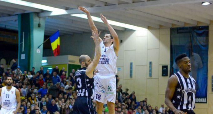 Victorie fantastică a Piteștiului (78-74), după ce Clujul a condus cu 13 puncte