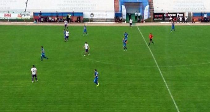 Spectacol sub Turnul Chindiei, FC Argeș se impune cu 4-2 în fața targoviștenilor