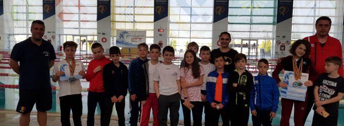Înotători argeșeni calificați la Naționalele din vară
