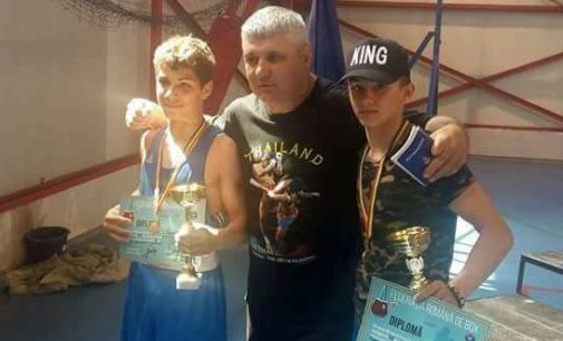Box: CSM Pitești, 2 medalii de aur la Cupa României
