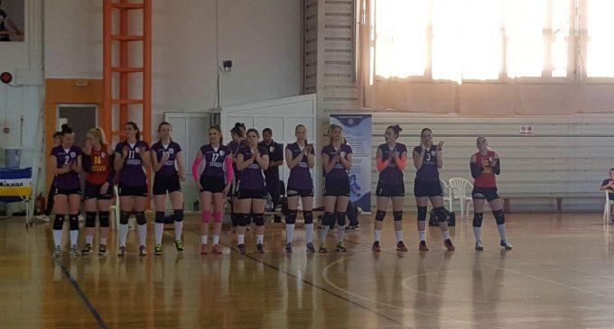 Volei feminin, play-off: FC Argeș – CSU Politehnica Timișoara 3-0