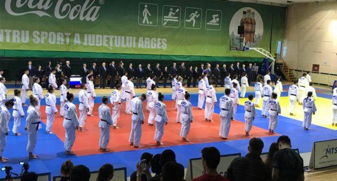 Evoluții bune pentru argeșeni la naționalul de judo Under 23
