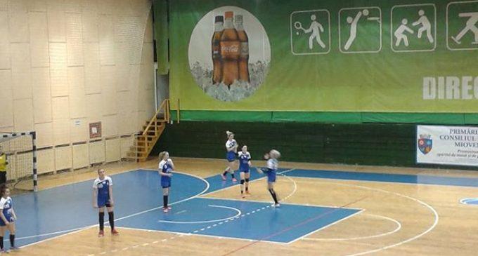 Antrenament cu public pentru CS Dacia Mioveni, 35-21 cu ACS Odorheiu Secuiesc