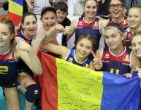 Volei feminin: România s-a calificat la Campionatul Mondial după un sfert de secol!