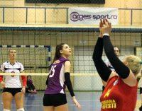 Turneul de promovare în divizia A1 la volei feminin va avea loc la Galați