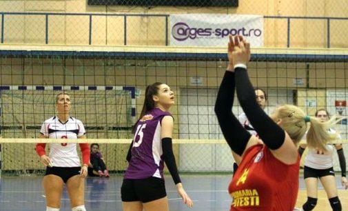 Galațiul găzduiește barajul pentru accederea în prima ligă la volei feminin
