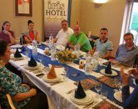 S-a stabilit programul jocurilor din turneul de volei de la Oradea