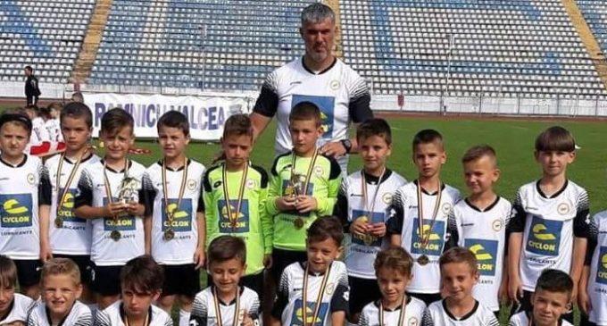 Încă o competiție reușită pentru copiii pregătiți de Bogdan Vișan