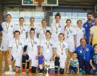 Universitatea Pitești, campioană națională universitară la baschet feminin