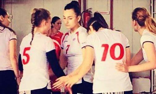 LPS Viitorul Pitești s-a calificat la turneul final de volei junioare