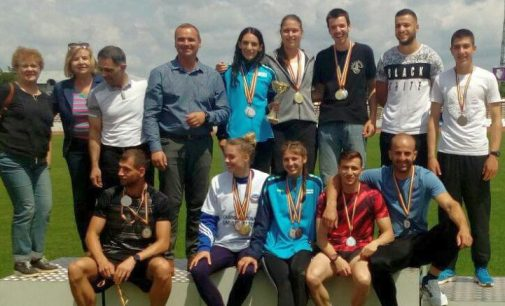 Universitatea din Pitești, campioană națională universitară la atletism