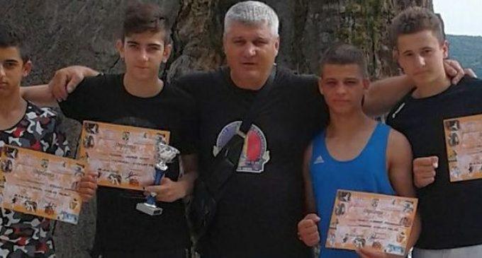 Box: Eduard Panait, locul 1 la Memorialul Nicolae Talpoș