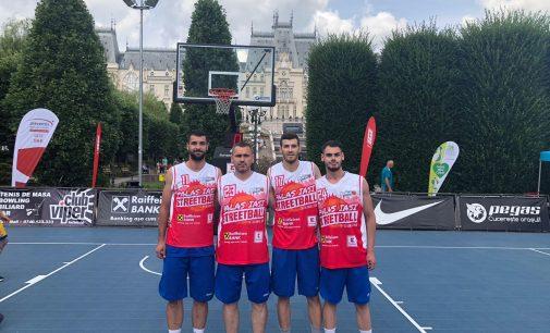 Circuitul național de baschet 3×3 Sport Arena Streetball Tour  se află în plină desfășurare