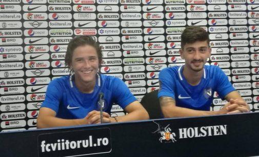 Eduard Florescu, gol la debutul pentru Viitorul Constanța